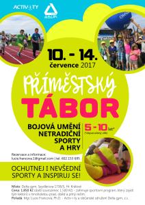 Příměstský tábor Hradec Králové 2017